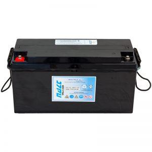 cod. YZB-150  </br>  12V-160Ah  </br>  dim.490-180-240 </br> AGM